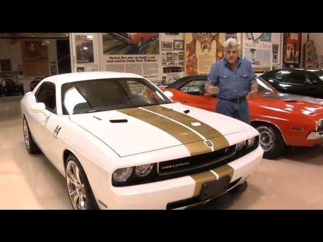 2009 Hurst Challenger -Jay Leno's Garage