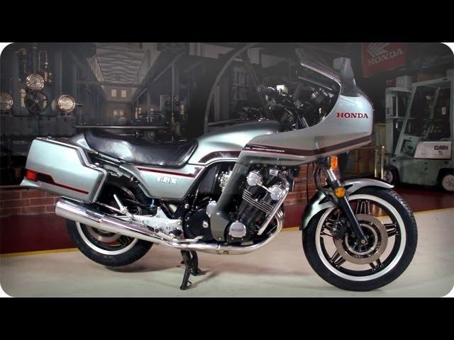 1981 <em>Honda</em> CBX -Jay Leno's Garage