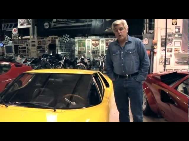 1967 Lamborghini Miura P400 -Jay Leno's Garage