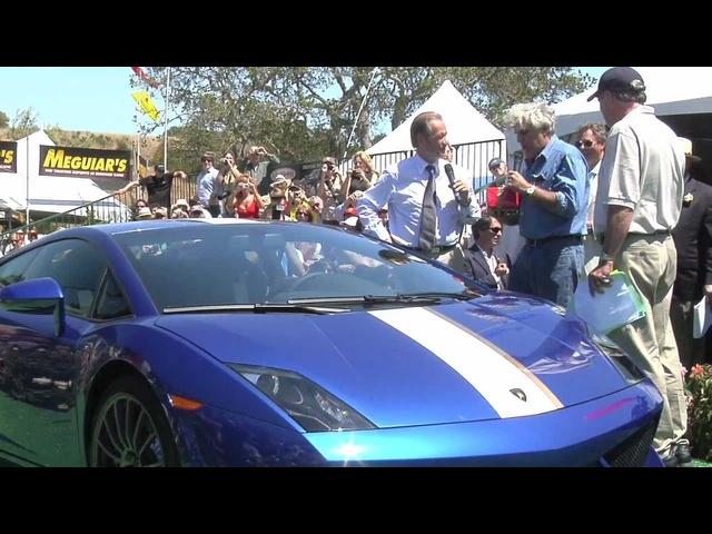 <em>Lamborghini</em> Gallardo LP 550-2 Valentino Balboni -Jay Leno's Garage