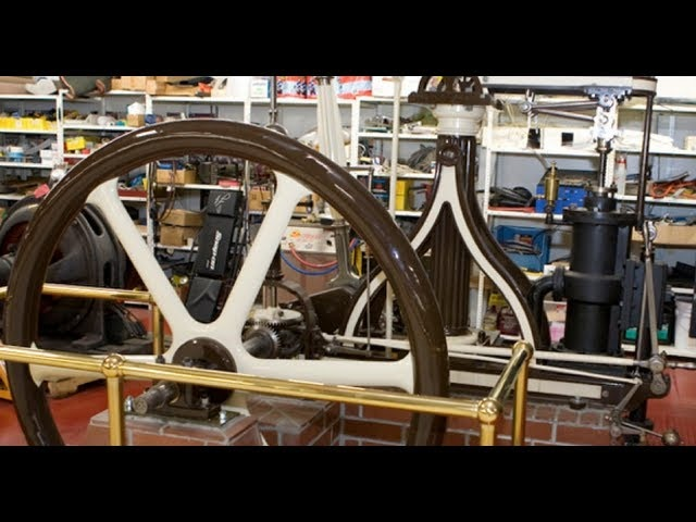 1832 Steam Engine - Jay Leno's Garage