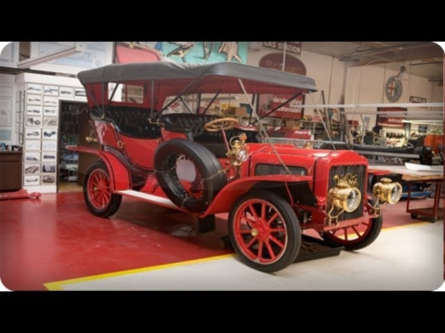1907 White Steam Car, 30 Hp - Jay Leno's Garage