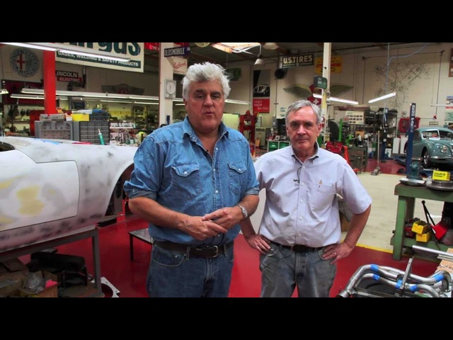 Restoration Blog: 1966 <em>Lotus</em> Elan 26R, Update 8 - Jay Leno's Garage
