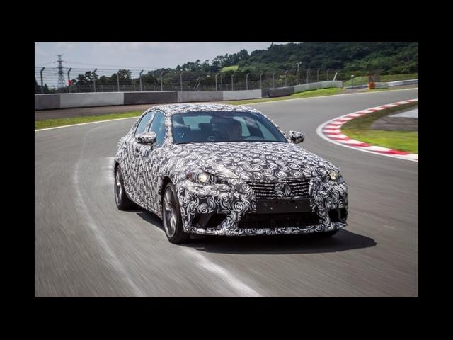 2013 <em>Lexus</em> IS -Jay Leno's Garage