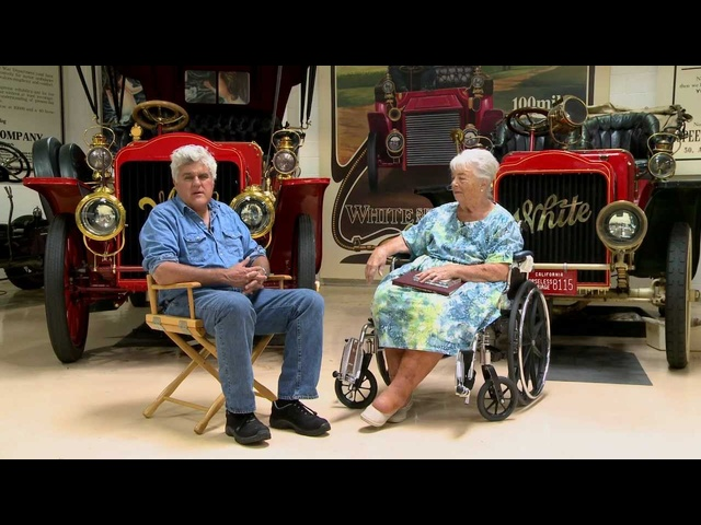 Betty King - Interview - Jay Leno's Garage