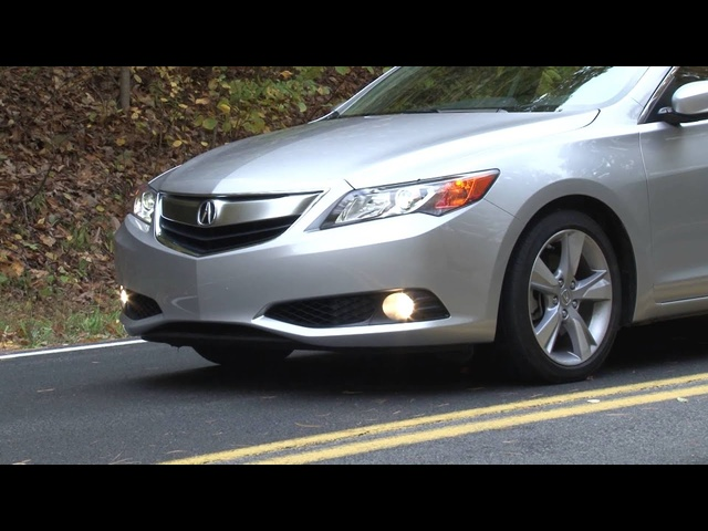 2013 Acura ILX - Drive Time Review with Steve Hammes | TestDriveNow