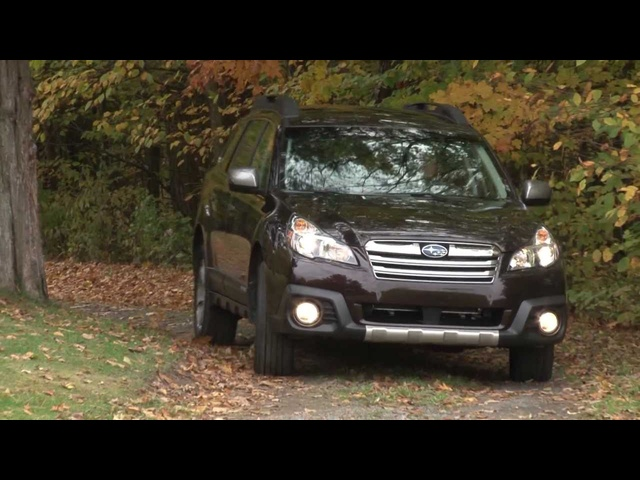 2013 <em>Subaru</em> Outback - Drive Time review with Steve Hammes | TestDriveNow
