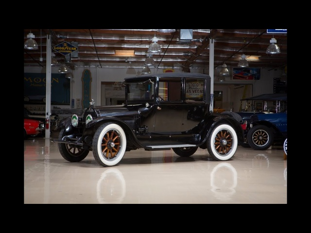 1918 Cadillac Type 57 Victoria -Jay Leno's Garage