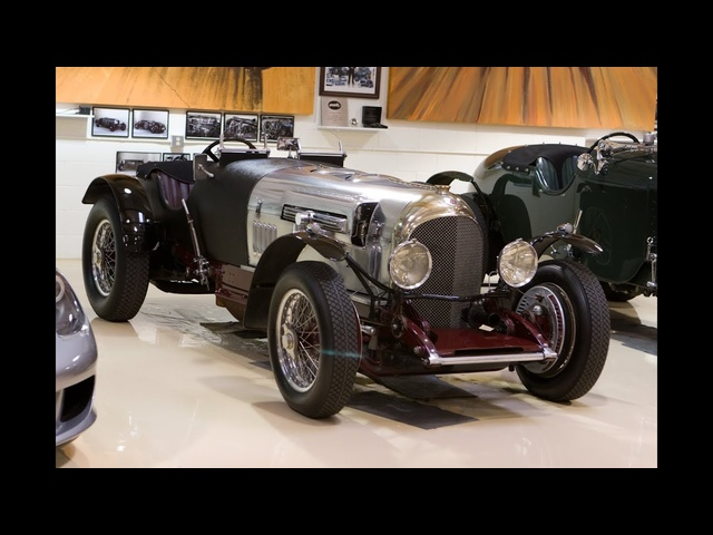1924 Bentley Twin Turbo - Jay Leno's Garage