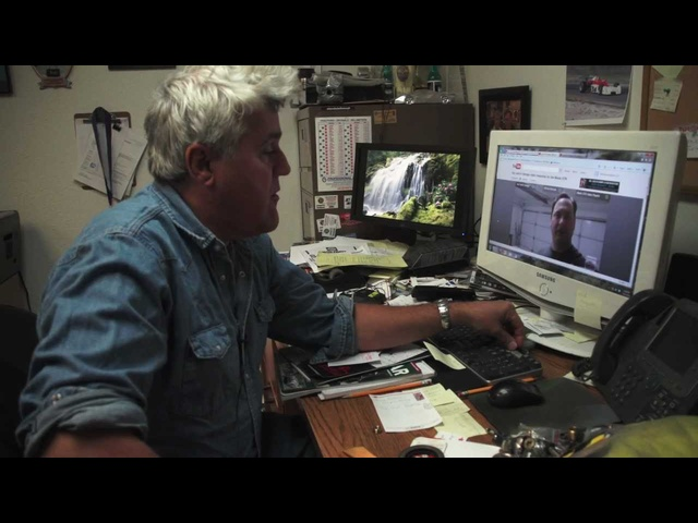 What's In Your Garage: Bailey's Blade XTR -Jay Leno's Garage