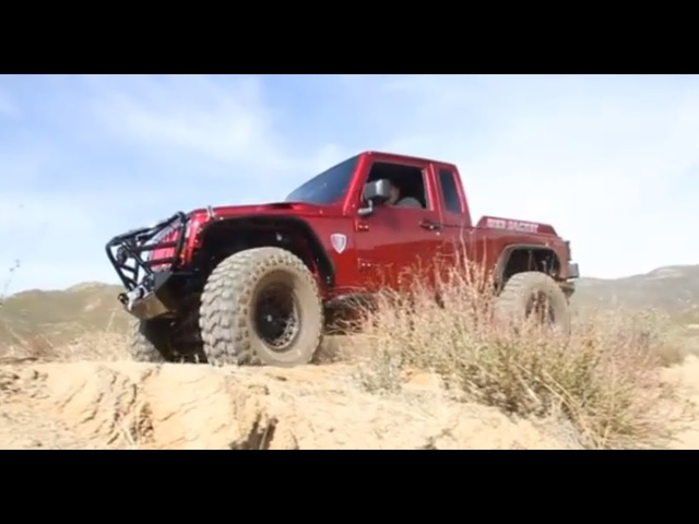 2012 <em>Jeep</em>, Red Jacket Edition - Jay Leno's Garage