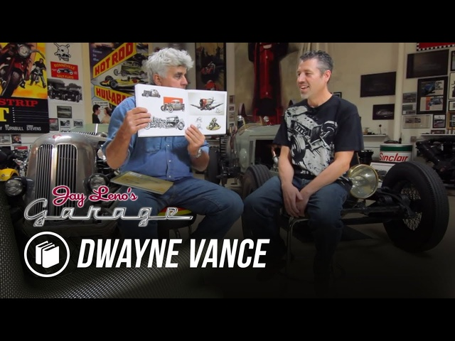 Jay's Book Club: The Hot Rod Art Book