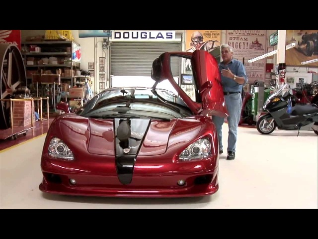 2008 <em>SSC</em> Ultimate Aero - Jay Leno's Garage
