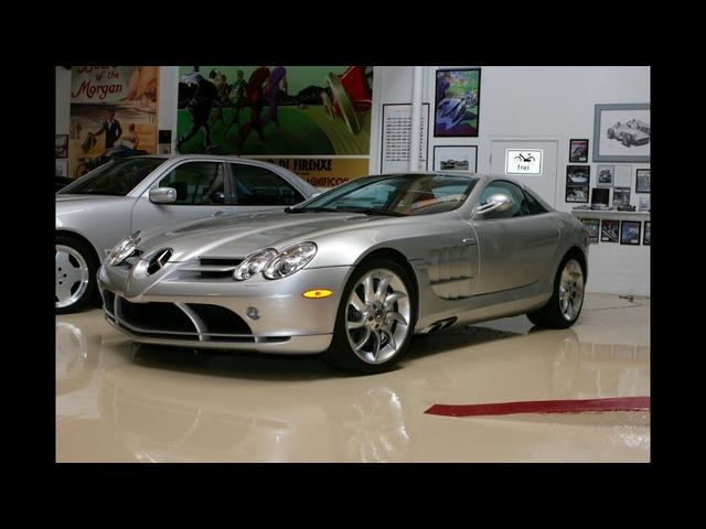 Mercedes-Benz SLR <em>McLaren</em> -Jay Leno's Garage