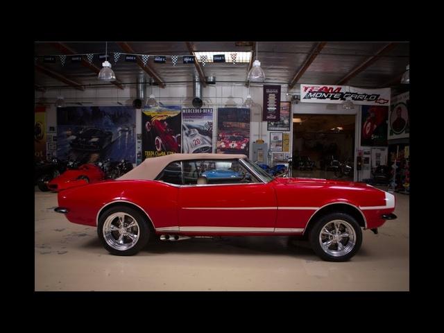 1968 State Farm Camaro -Jay Leno's Garage