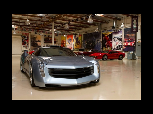EcoJet: Definitive Edition -Jay Leno's Garage
