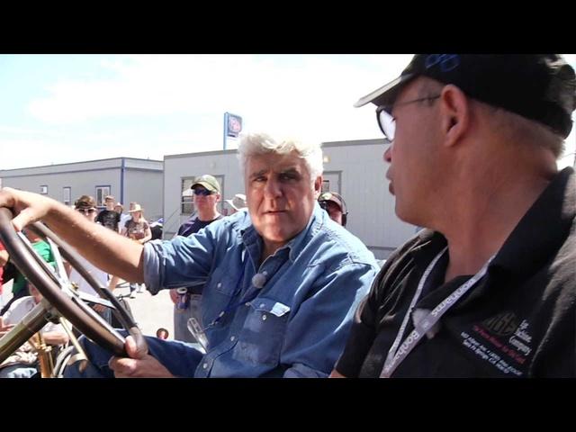 Pebble Beach 2012: 1907 Renault Vanderbilt Cup Racer -Jay Leno's Garage