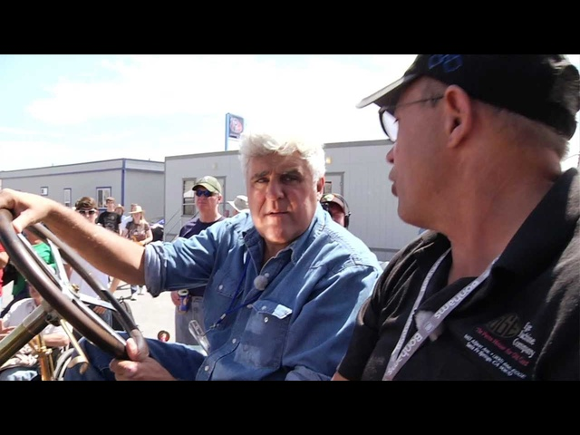 Pebble Beach 2012: 1907 <em>Renault</em> Vanderbilt Cup Racer -Jay Leno's Garage