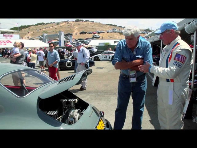 Laguna Seca Raceway: 1959 Porsche 356A -Jay Leno's Garage