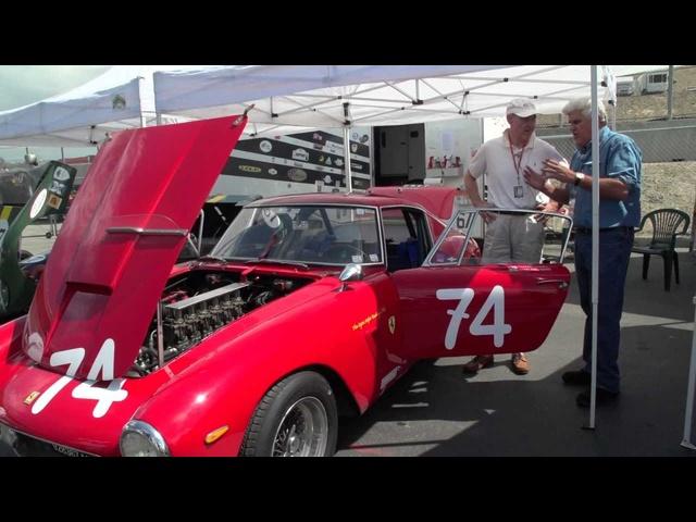 Pebble Beach 2012: 1961 Ferrari 250 GT SWB Competizione -Jay Leno's Garage