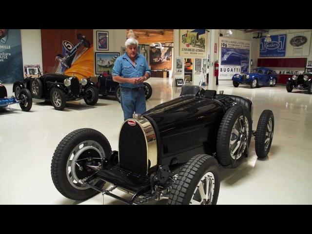 1927 Bugatti Type 35 Pur Sang Replica -Jay Leno's Garage