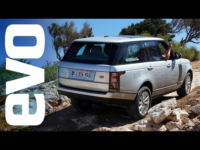 Range <em>Rover</em> 2013 review | evo DIARIES