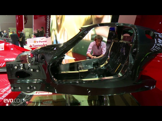 <em>Ferrari</em> Enzo Replacement: Paris 2012 | evo MOTOR SHOWS