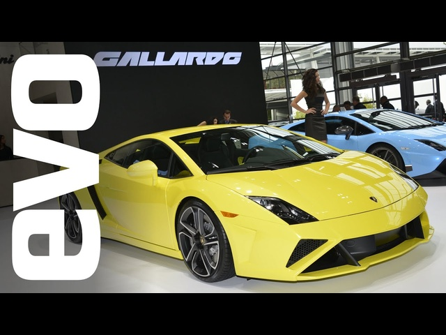 Lamborghini Gallardo 2013: Paris 2012 | evo MOTOR SHOWS