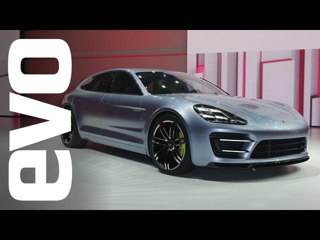Porsche Panamera Sport Turismo concept: Paris 2012 | evo MOTOR SHOWS