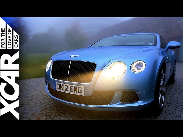 <em>Bentley</em> Continental GT Speed - XCAR