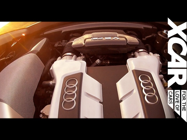 <em>Audi</em> R8 - XCAR Feature, Director's Cut