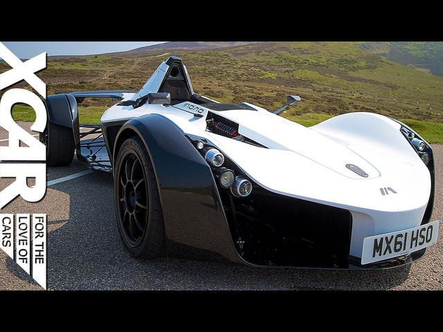 BAC Mono Road Test review - XCAR