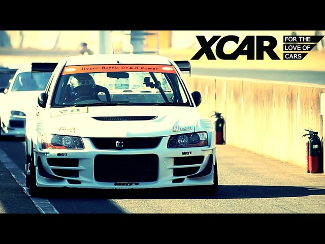 Time Attack, Battle Evome - XCAR