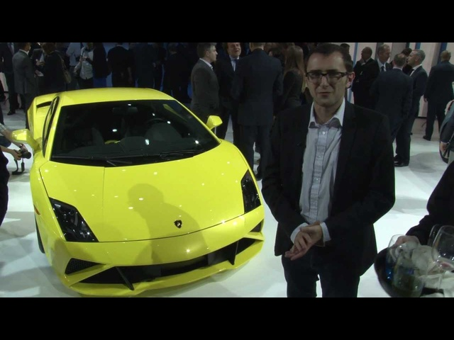 Videobombing the 2012 Paris Motor Show