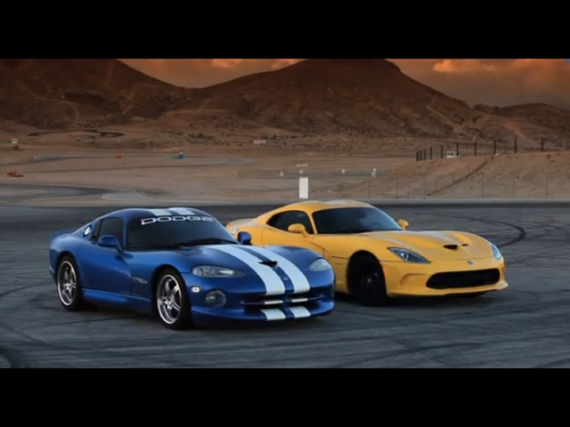 Showdown - 2013 SRT Viper GTS vs. Modified 1997 <em>Dodge</em> Viper GTS - CAR and DRIVER