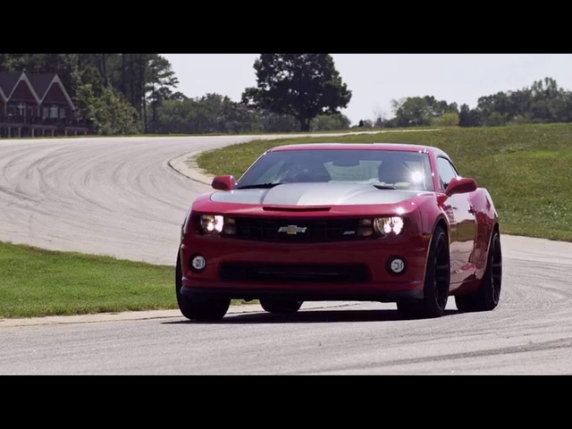 2013 Lightning Lap Montage -CAR and DRIVER