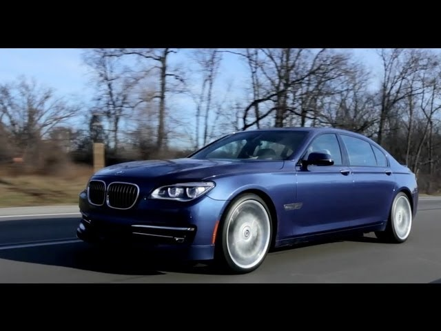 2013 <em>BMW</em> Alpina B7 - Review - CAR and DRIVER