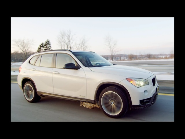 2013 <em>BMW</em> X1 xDrive28i - Review - CAR and DRIVER