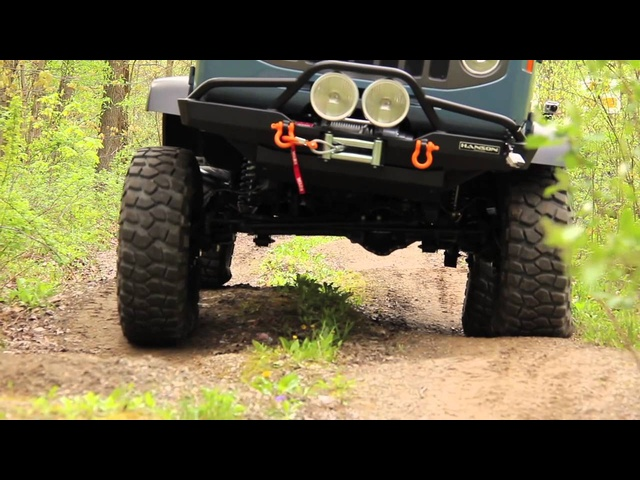 <em>Jeep</em> Mighty FC and J-12 Concepts - First Drive Review - CAR and DRIVER