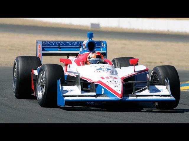 IndyCar Racing vs. NASCAR Racing