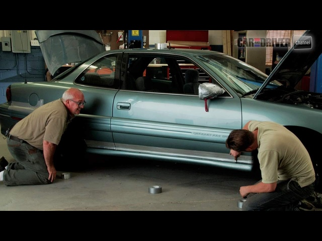 How to Fix aCar With Duct Tape