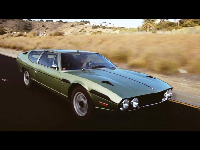 1970 Lamborghini Espada Series II - CAR and DRIVER