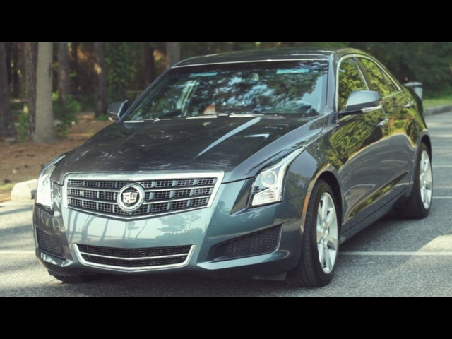 2013 <em>Cadillac</em> ATS - First Drive - CAR and DRIVER