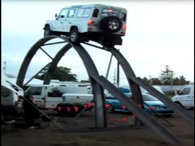 Extreme Off-Road Truck Stunts - CAR and DRIVER