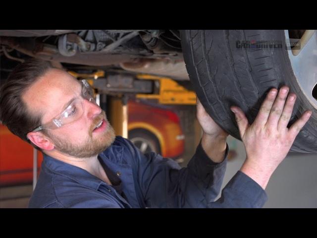 Tire Pressure Monitoring Warning Light