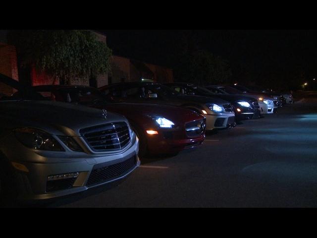 Mercedes-Benz AMG Symphony -CAR and DRIVER