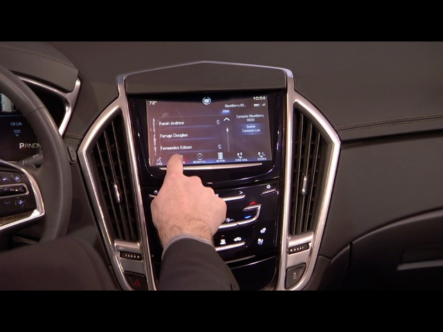 Cue by GM - GM's New Navigation System