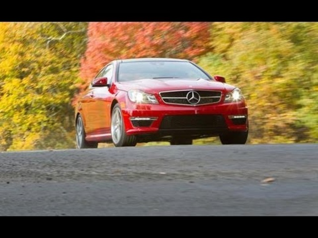 2012 Mercedes-Benz C63 AMG Coupe - Lightning Lap 2012 - CAR and DRIVER