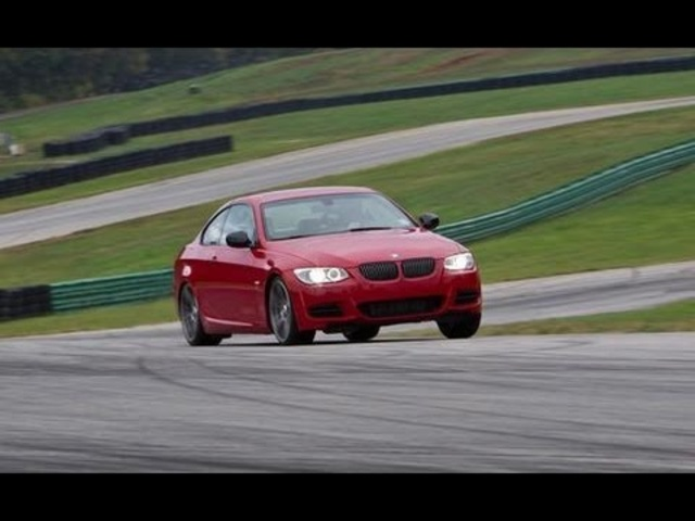 2012 <em>BMW</em> 335is - Lightning Lap 2012 - CAR and DRIVER