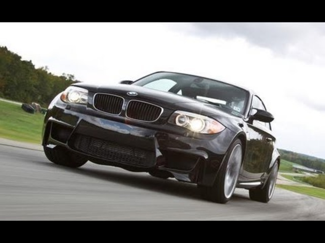 2012 <em>BMW</em> 1-series M Coupe - Lightning Lap 2012 - CAR and DRIVER